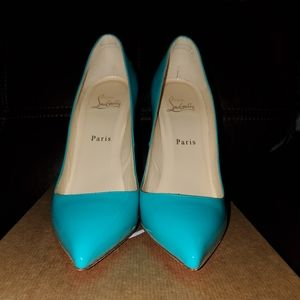 Christian Louboutin Pigalle 120 Patent Size